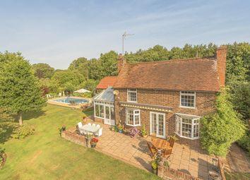 Hampstead Lane, Yalding, Maidstone, Kent ME18. 3 bed detached house