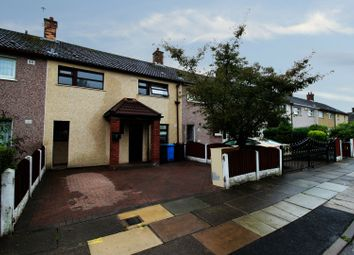 Thumbnail 3 bed terraced house for sale in Delfby Crescent, Liverpool, Merseyside