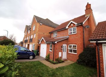 Thumbnail 3 bed property to rent in Pentstemon Drive, Swanscombe