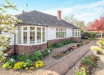Thumbnail 4 bedroom bungalow for sale in Glover Avenue, Wollaton, Nottingham, Nottinghamshire