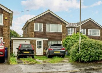 Thumbnail 3 bed detached house for sale in Welland Court, Eaton Ford, St. Neots