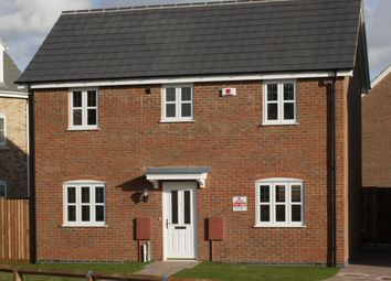 Thumbnail 3 bed detached house for sale in Off Melton Road, Barrow Upon Soar