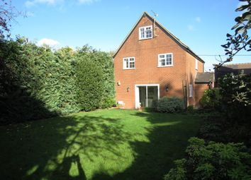 Thumbnail 5 bed detached house for sale in Mere Road, Finmere, Buckingham