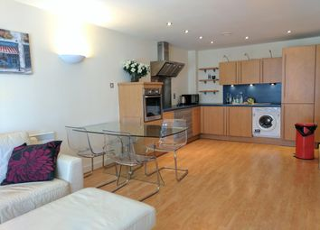 Thumbnail 1 bed flat to rent in Linhope Street, London