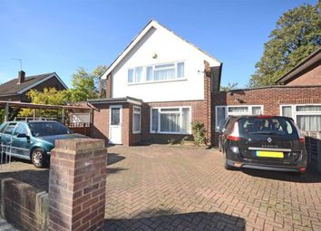 Thumbnail 3 bed detached house for sale in Naseby Close, Isleworth
