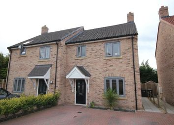 Thumbnail 3 bed semi-detached house for sale in Sheriffs Gardens, Ely
