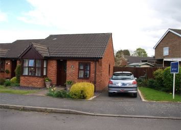 Thumbnail 2 bed semi-detached bungalow for sale in New Street, Church Gresley, Swadlincote, Derbyshire