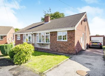 Thumbnail 2 bed bungalow to rent in Calder Crescent, Pollington, Goole