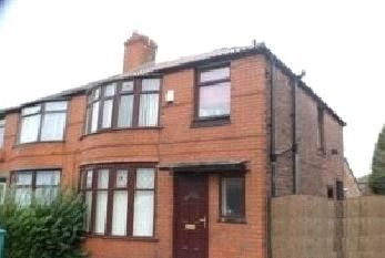 Thumbnail 5 bed terraced house to rent in Fairholme, Withington, Manchester