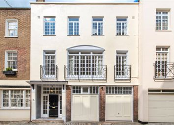 Thumbnail Detached house for sale in Eaton Mews South, Belgravia, London