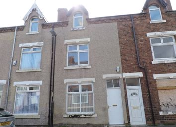 Thumbnail 4 bed terraced house to rent in Cornwall Street, Hartlepool
