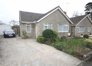 Thumbnail 3 bedroom detached bungalow for sale in Sadlers Mead, Chippenham, Wiltshire