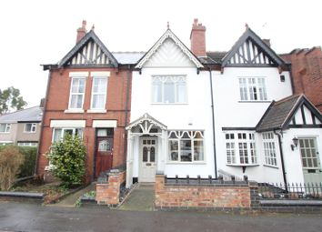 Thumbnail 3 bed terraced house for sale in The Green, Church Street, Burbage, Hinckley