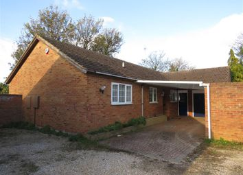 Thumbnail Detached bungalow for sale in Beale Street, Dunstable