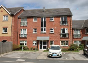 Thumbnail 2 bedroom flat for sale in Ashwood Close, Derby