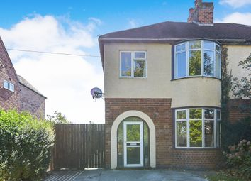 Thumbnail 3 bed semi-detached house for sale in Henhurst Hill, Burton-On-Trent
