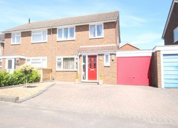 Thumbnail 3 bed semi-detached house for sale in Mill Road, Abingdon