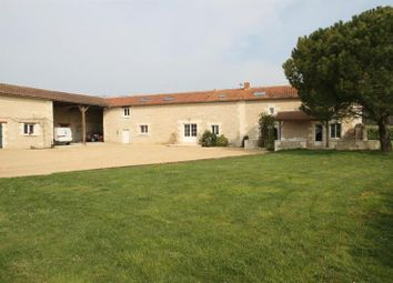 Thumbnail 4 bed country house for sale in Lencloitre, Poitou-Charentes, 86140, France