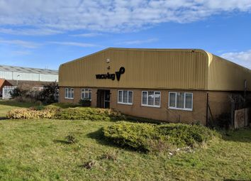 Thumbnail Warehouse for sale in Bessemer Way, Scunthorpe