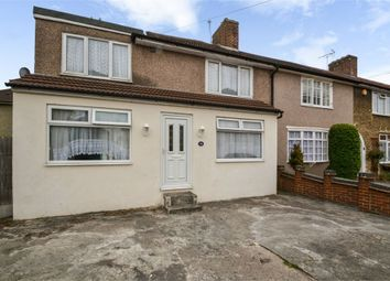 Thumbnail 4 bedroom end terrace house for sale in Carey Road, Dagenham, Essex