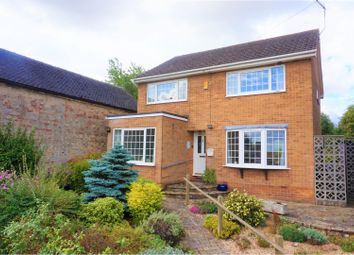 Thumbnail 4 bed detached house for sale in Trent Lane, Kings Newton, Derby
