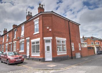 Thumbnail 2 bed end terrace house for sale in Young Street, New Normanton, Derby