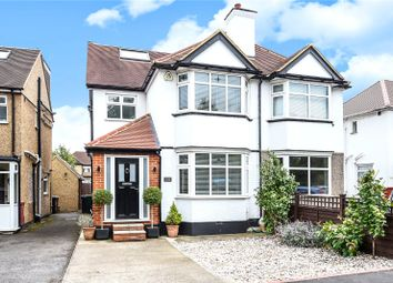 Thumbnail 4 bed semi-detached house for sale in Watford Road, Croxley Green, Rickmansworth, Hertfordshire