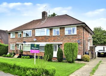 Thumbnail 2 bed maisonette for sale in East Grinstead, West Sussex