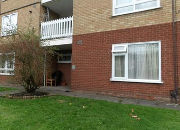 Thumbnail 2 bed flat for sale in Seagrave Close, Coalville