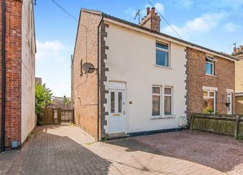 Thumbnail 3 bed semi-detached house for sale in Back Lane, Eye, Peterborough, Cambridgeshire