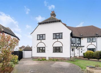 3 bed semi-detached house for sale in Greencourt Road, Petts Wood, Kent BR5