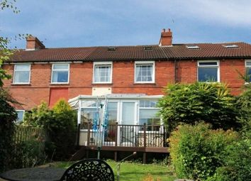 Thumbnail 4 bed terraced house for sale in Charles Terrrace, Chester Le Street, Durham