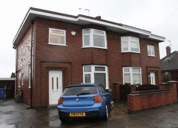 Thumbnail 3 bed semi-detached house to rent in Brackensdale Avenue, Kingsway, Derby
