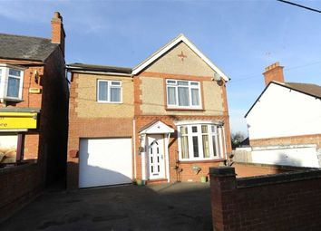 Thumbnail 4 bed detached house for sale in Wollaston Road, Irchester, Wellingborough