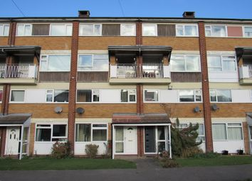 Thumbnail 3 bed flat for sale in Windrush Close, Solihull
