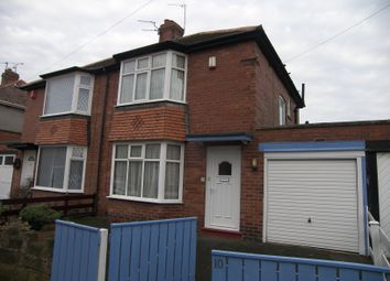 Thumbnail 2 bedroom semi-detached house to rent in Ridgewood Villas, Gosforth, Newcastle Upon Tyne