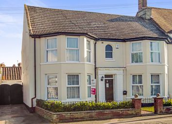 Thumbnail 4 bed link-detached house for sale in Beccles Road, Gorleston, Great Yarmouth