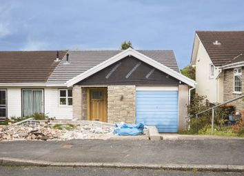 Thumbnail 3 bed semi-detached house for sale in Uskvale Drive, Caerleon, Newport