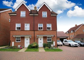 Thumbnail 4 bed semi-detached house to rent in Worsfield Road, Broadbridge Heath, Horsham