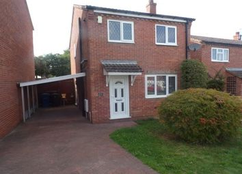 Thumbnail 3 bed detached house to rent in Brushfield Road, Linacre Woods, Chesterfield