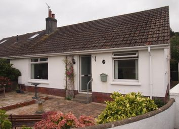 Thumbnail 3 bedroom semi-detached bungalow for sale in Ashmead Grove, Braunton