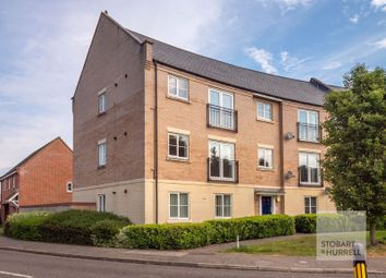 Thumbnail 2 bed flat for sale in Holly Blue Road, Wymondham, Norfolk