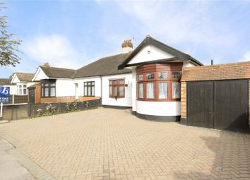 Thumbnail 2 bed semi-detached bungalow for sale in Grosvenor Drive, Hornchurch