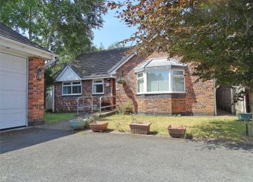 Thumbnail 3 bed detached bungalow for sale in St. James Close, Lostock Hall, Preston