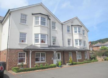 Thumbnail 2 bedroom flat to rent in Tregonwell Road, Minehead