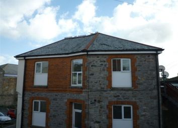 Thumbnail 2 bed flat to rent in North Street, St. Austell