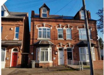 Thumbnail 1 bed flat to rent in Willmore Road, Handsworth, Birmingham