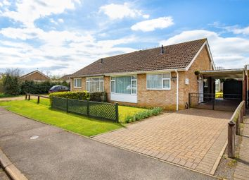 Thumbnail 2 bed semi-detached bungalow for sale in Ashton Close, Needingworth, St. Ives, Huntingdon