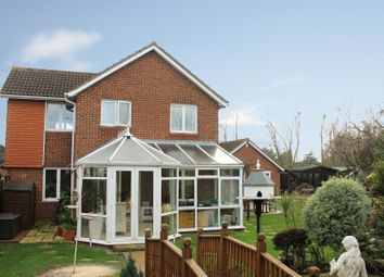 Thumbnail 3 bed detached house for sale in Sonning Way, Southend-On-Sea, Essex