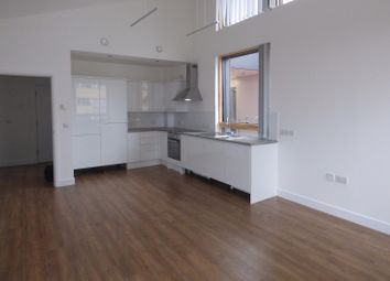 Thumbnail 2 bed flat to rent in Abbey Road, Stratford